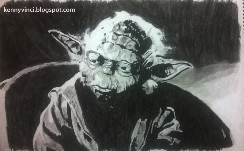 Yoda by Kennybx